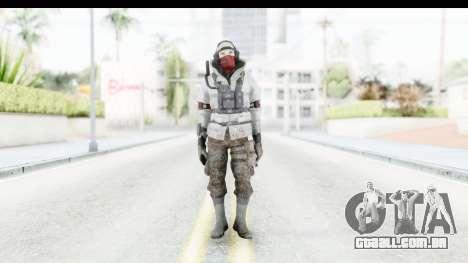 The Division Last Man Battalion - Leader para GTA San Andreas segunda tela