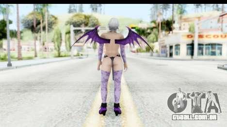 DoA 5 - Christie Halloween Demon Head Hack para GTA San Andreas