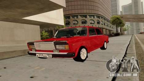 rus_racer ENB v1.0 para GTA San Andreas terceira tela