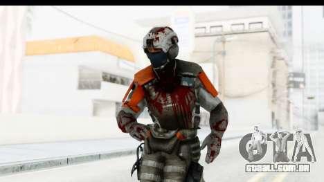 Homefront The Revolution - KPA v4 Dead para GTA San Andreas