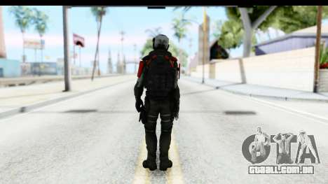 Homefront The Revolution - KPA v1 Original para GTA San Andreas terceira tela
