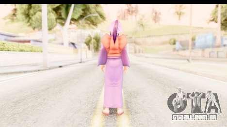 Kamiya v3 para GTA San Andreas terceira tela