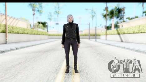 GTA 5 Ill Gotten-Gains DLC Female Skin para GTA San Andreas segunda tela