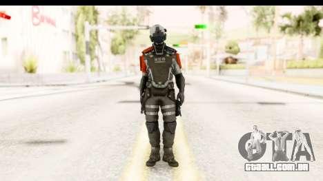 Homefront The Revolution - KPA v5 Original para GTA San Andreas segunda tela