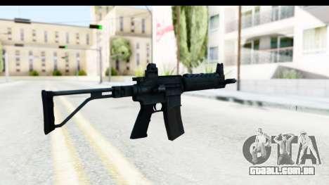 LR-300 para GTA San Andreas segunda tela