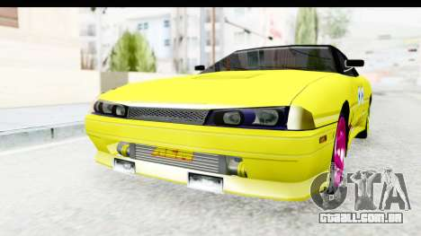 Elegy SpongeBob Version para GTA San Andreas