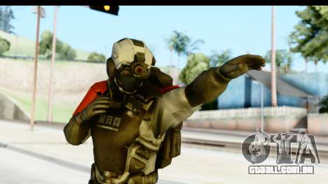 Homefront The Revolution - KPA v1 Original para GTA San Andreas