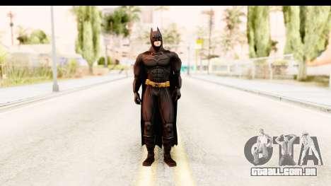 Batman Begins para GTA San Andreas segunda tela
