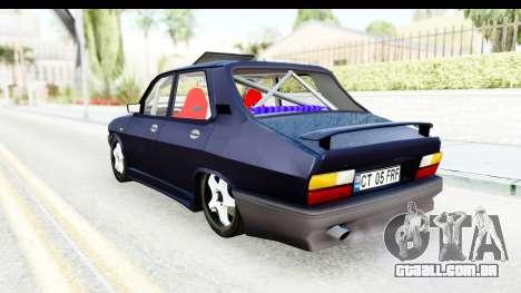 Dacia 1310 Berlina Tunata v2 para GTA San Andreas esquerda vista