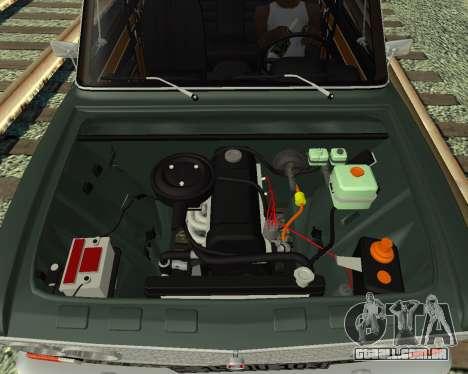 VAZ 2103 arménio para GTA San Andreas esquerda vista