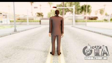 Yakuza 0 Goro Majima para GTA San Andreas terceira tela