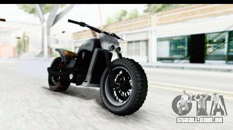 GTA 5 Western Gargoyle Custom v2 para GTA San Andreas