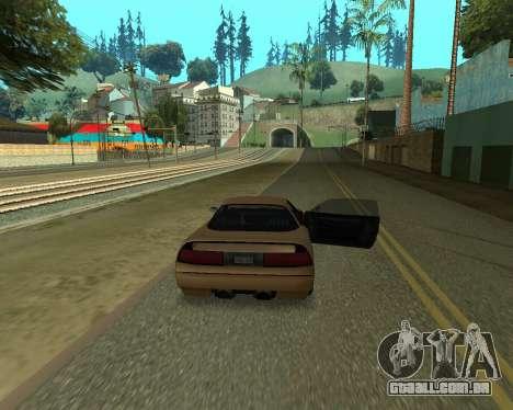 Armenian Jeferson para GTA San Andreas sexta tela