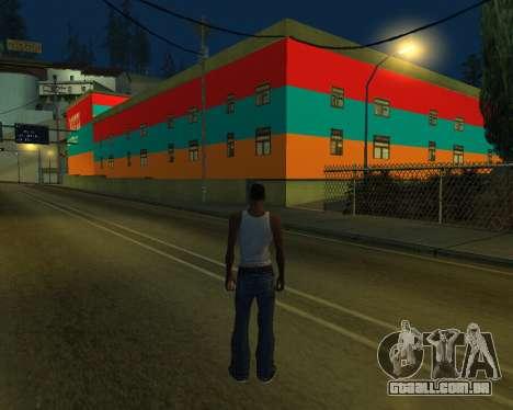 Armenian Jeferson para GTA San Andreas