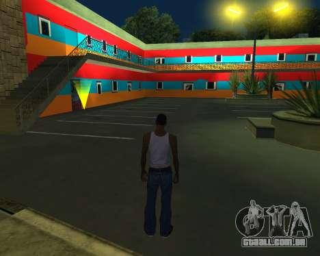 Armenian Jeferson para GTA San Andreas terceira tela