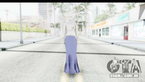 Muslim Girl para GTA San Andreas segunda tela