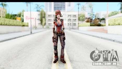 Borderland - Gaige para GTA San Andreas segunda tela