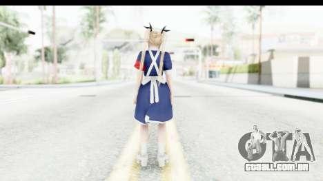DoA 5: LR - Marie Rose Nurse v1 para GTA San Andreas terceira tela