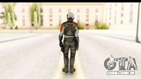 Homefront The Revolution - KPA v5 Original para GTA San Andreas terceira tela
