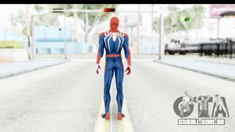 Spider-Man Insomniac v1 para GTA San Andreas terceira tela