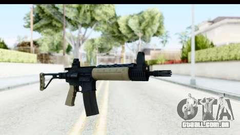 LR-300 Tan para GTA San Andreas