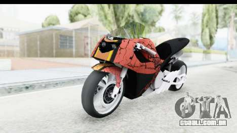 Canyon Carver para GTA San Andreas