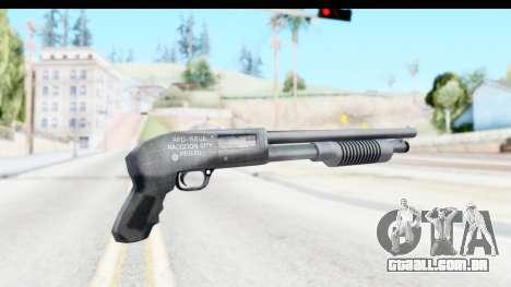 Sawnoff para GTA San Andreas segunda tela