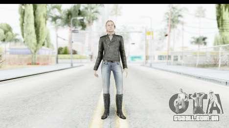 Alan Wake Alice 2009 para GTA San Andreas segunda tela