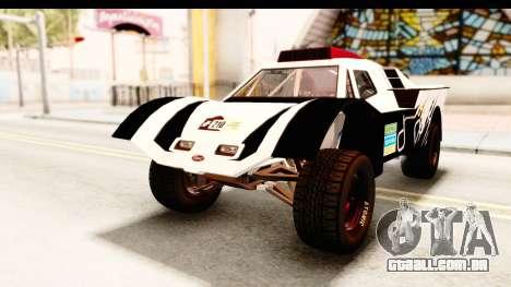 GTA 5 Desert Raid SA Lights para vista lateral GTA San Andreas