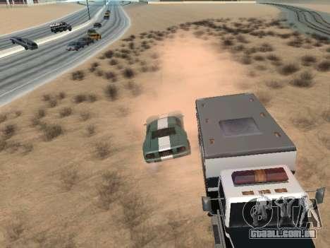 Hot Wheels para GTA San Andreas terceira tela