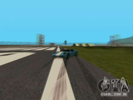 Hot Wheels para GTA San Andreas por diante tela