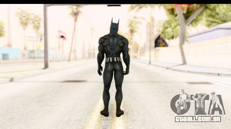 Batman Arkham City Batman Beyond para GTA San Andreas terceira tela