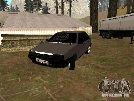 2109 Clássicos para GTA San Andreas