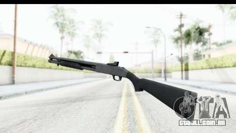 Mossberg 590 para GTA San Andreas segunda tela