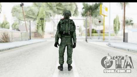 Global Warfare Russia para GTA San Andreas terceira tela