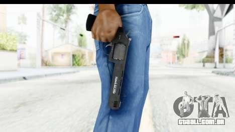 GTA 5 Hawk & Little Heavy Revolver para GTA San Andreas