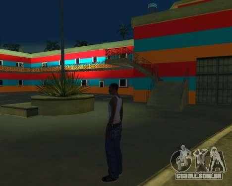 Armenian Jeferson para GTA San Andreas por diante tela