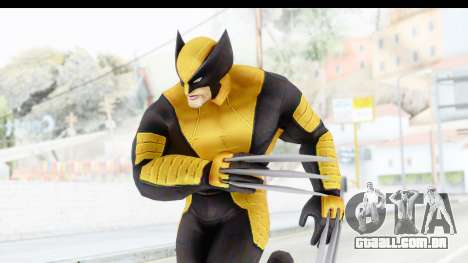 Marvel Heroes - Wolverine All New Marvel Now para GTA San Andreas