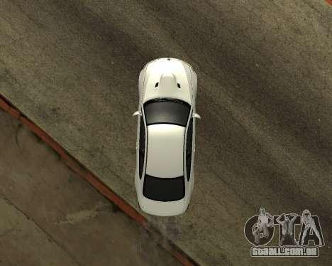 BMW M3 Armenian para GTA San Andreas vista direita