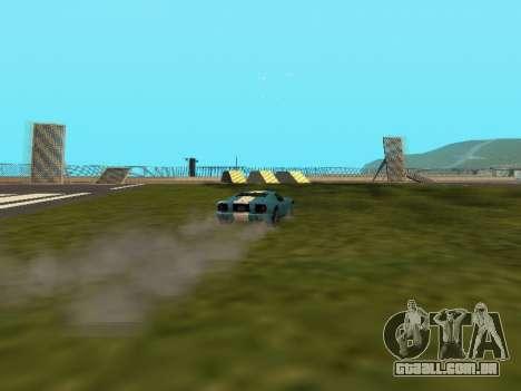 Hot Wheels para GTA San Andreas quinto tela