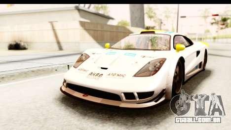 GTA 5 Progen Tyrus SA Style para o motor de GTA San Andreas
