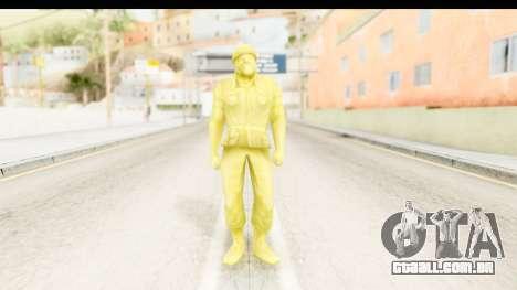ArmyMen: Serge Heroes 2 - Man v5 para GTA San Andreas segunda tela