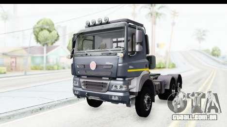 Tatra Phoenix 6x2 Agro Truck v1.0 para GTA San Andreas vista direita