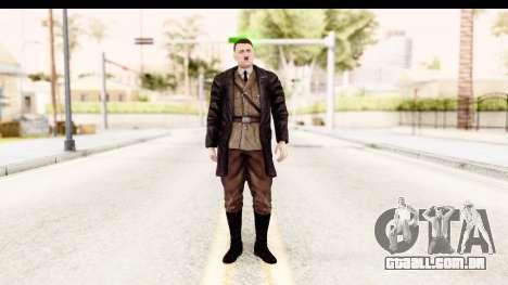 Adolf H. para GTA San Andreas segunda tela