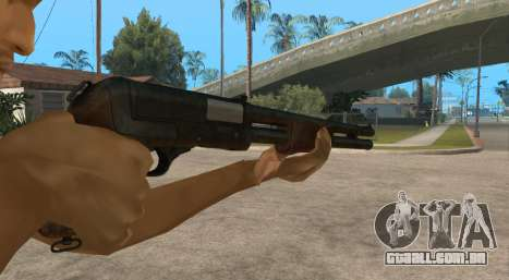 TOZ-194 da Insurgência para GTA San Andreas segunda tela