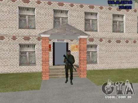 Policial para GTA San Andreas terceira tela