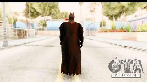 Batman Begins para GTA San Andreas terceira tela