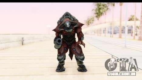 DOOM 3 - Cyberdemon para GTA San Andreas segunda tela
