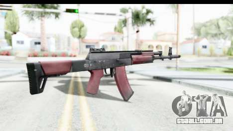 Kalashnikov AK-12 para GTA San Andreas segunda tela