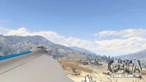 GTA 5 F-16XL USA sétima screenshot